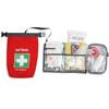 Tatonka First Aid Basic - Botiquín & Farmacia de viaje - Waterproof verde/rojo